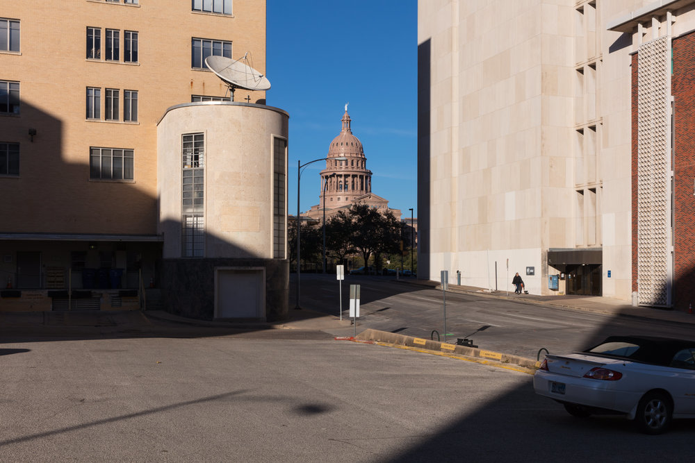 9th Street &Colorado Street  Austin, Texas (2016)