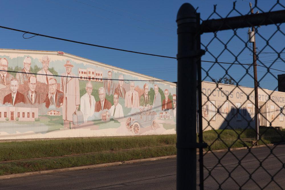 Fulton Street  Wharton, Texas (2017)