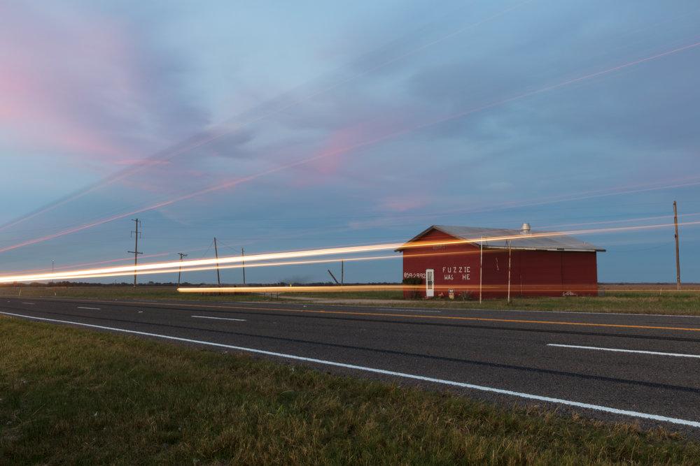 State Highway 95  Granger, Texas (2015)