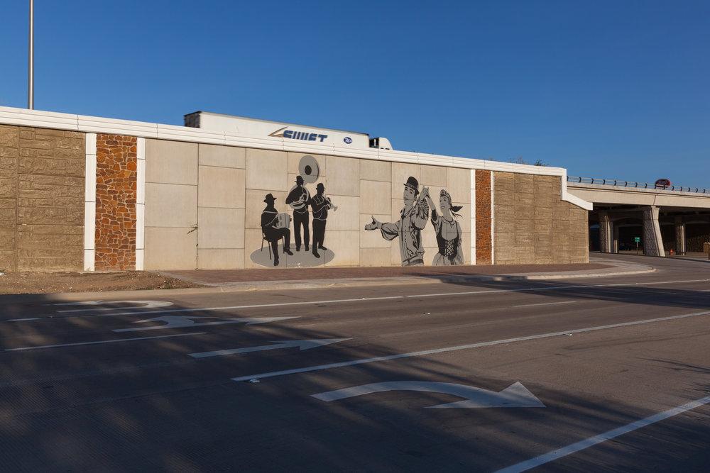 I-35 &T M W Parkway  West, Texas (2015)