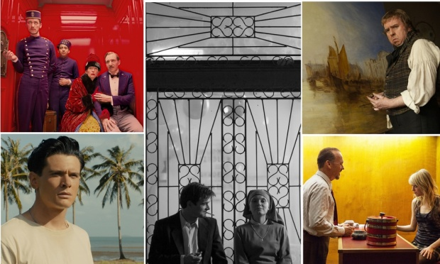 """Birdman,"" Emmanuel Lubezk""The Grand Budapest Hotel,"" Robert Yeoman""Ida,"" Lukasz Zal and Ryszard Lenczewski""Mr. Turner,"" Dick Pope""Unbroken,"" Roger Deakins"