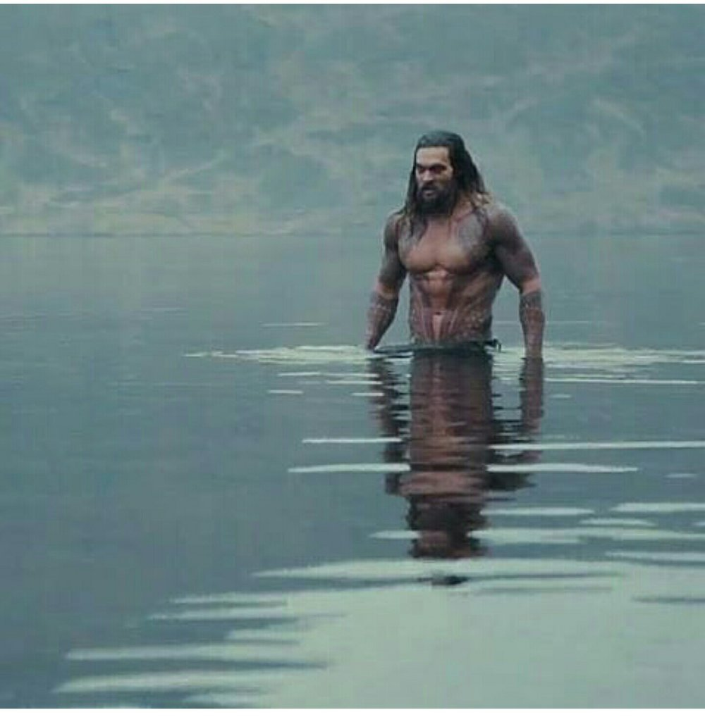 Jason Momoa's Aquaman