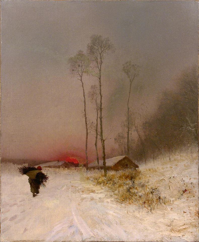 Federico Rossano - L'inverno