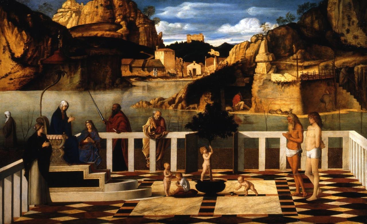 Giovanni Bellini - Sacred Allegory