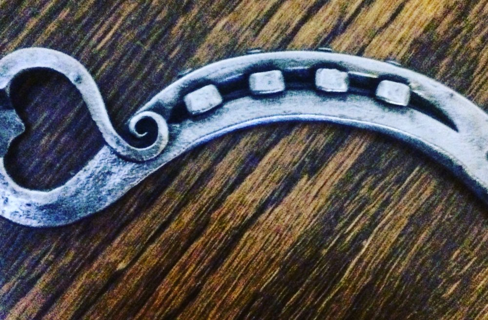 Farrier's church key