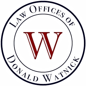 Law Offices of Donald Watnick