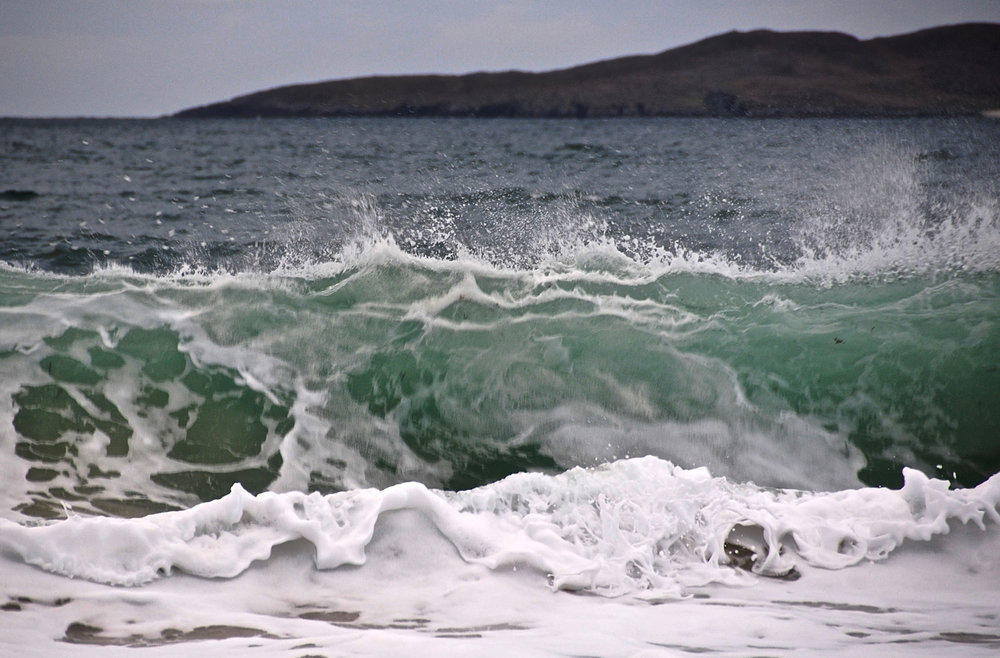 wave, Isle of Haris 1