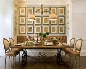 Dining Room Wall Ideas Toronto Designers