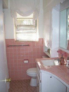 Pink and orange together toronto designers for Pink and orange bathroom ideas