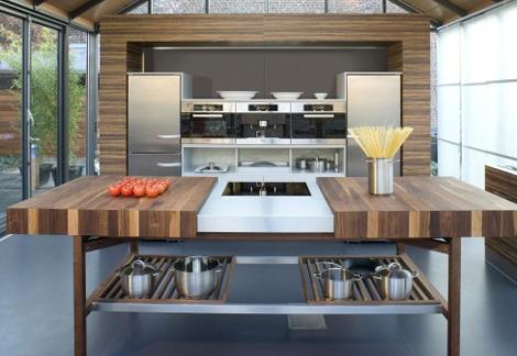 unique kitchen islands — toronto designers