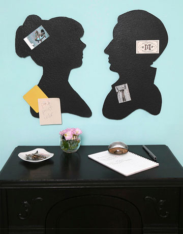silhouette decor - diy-1-0809-de