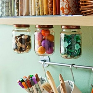 hanging jars - ikea storage - craft-storage-ideas-1009-lg-300x300