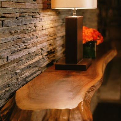 Raw Edge Wood Furniture Toronto Designers