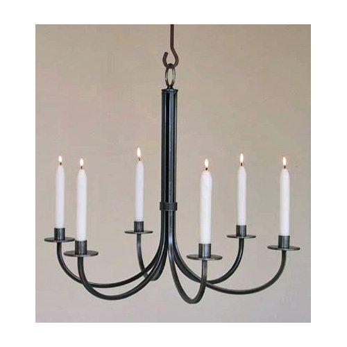 real candle chandelier - 41tLDJQ+ASL._SL500_SS500_