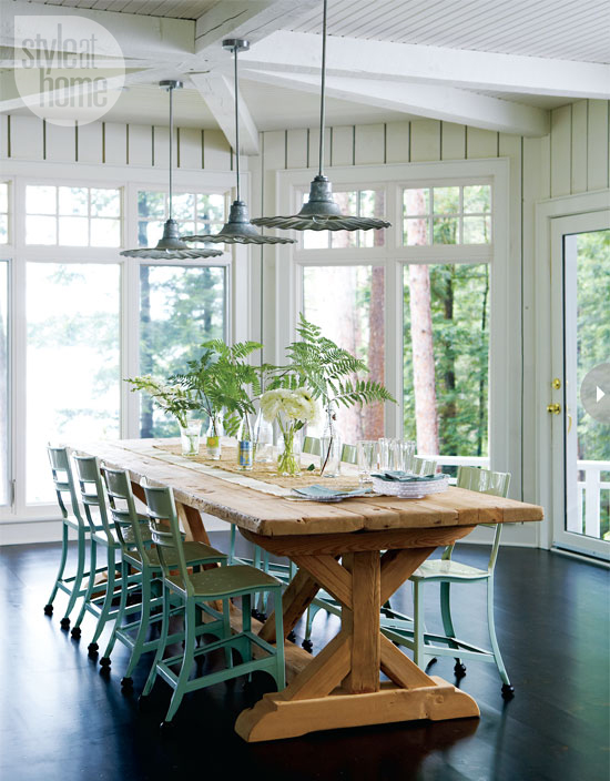 6 - rustic-cottage-dining-room
