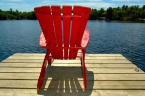 1 - muskoka chair