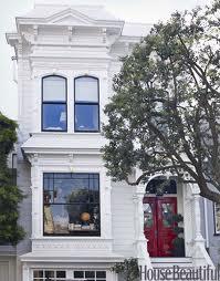 3 - red door