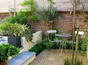 722 - courtyard