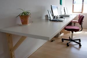 countertop desk