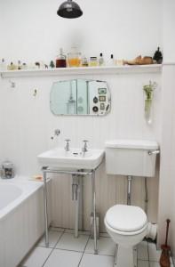 Charmant Tiny Bathroom Solution