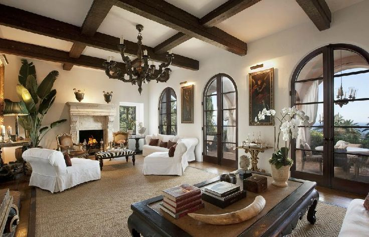 Spanish Style For Your North American Home Toronto Designers