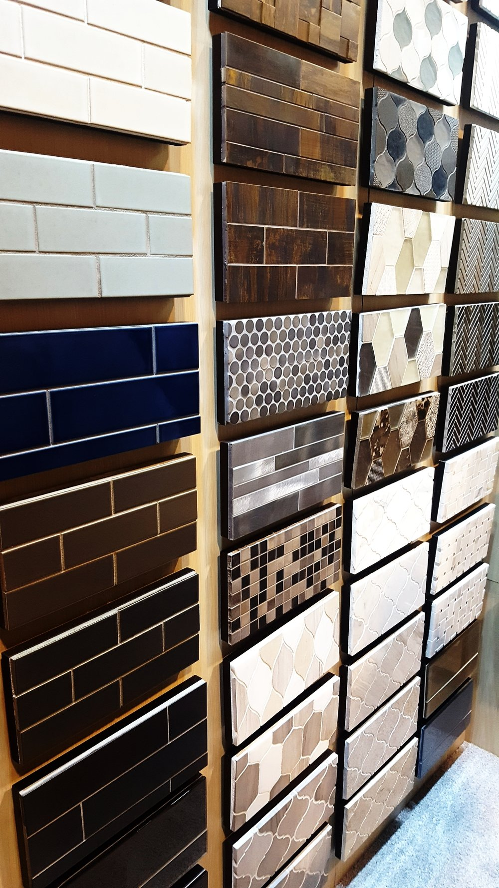 Gorgeous tiles! From Bedrosians
