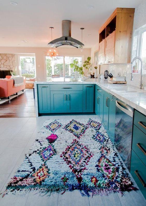 boho kitchen turquoise.jpg