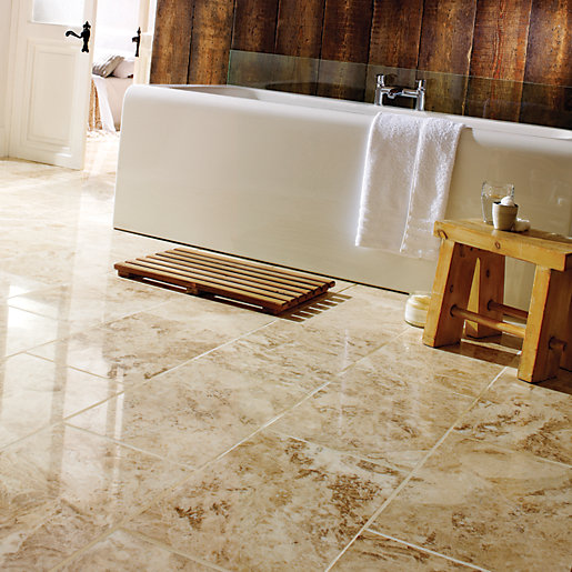 Kitchen-Wall-Floor-Tiles-Wickes-Beige-Polished-Marble-Floor-Tile-457-x-305mm_W1187_220971_00.jpg
