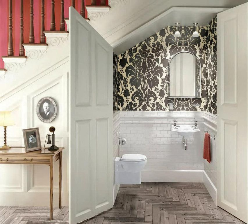 Adding wainscoting is an easy way to add richness.