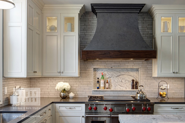 Astounding Custom Kitchen Range Hoods What S Under