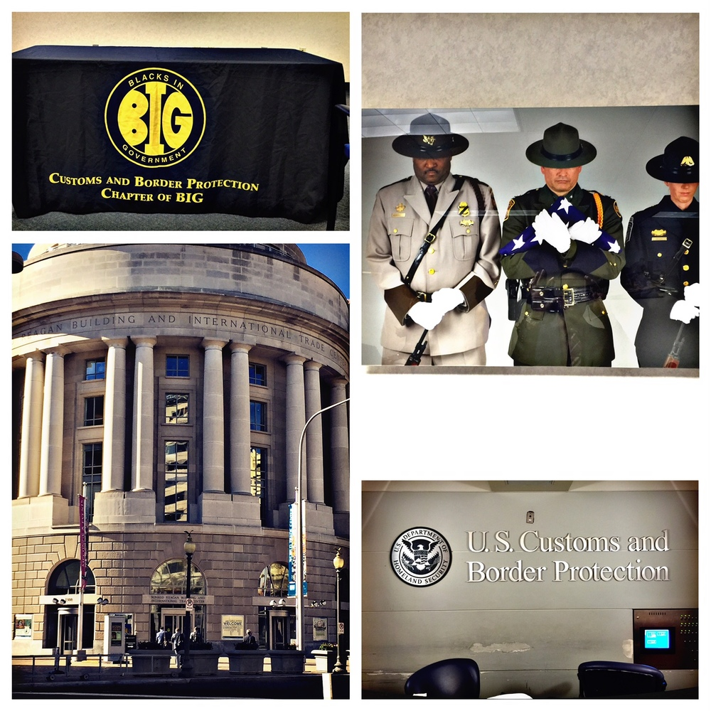UEBSC presenting a Benefits & Retirement Workshop for the BIG Chapter of Customs and Border Protection. Dec. 2016 - Washington, DC.
