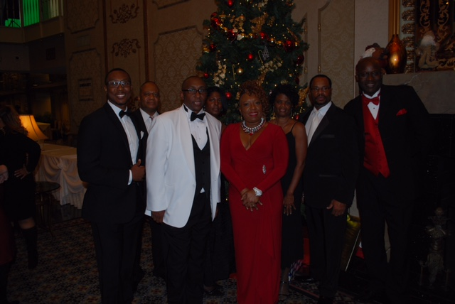 UEBSC Executives, BIG Region XI Chapter Members, and the Honorable Shirley Jones.