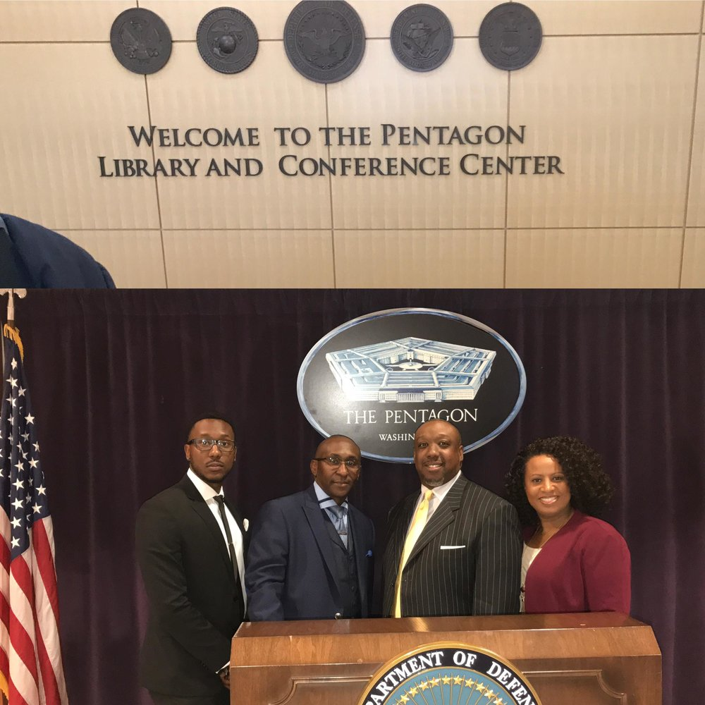 Team UEBSC successfully completes another FERS/CSRS Retirement Workshop for our service members at the Pentagon. December 2016