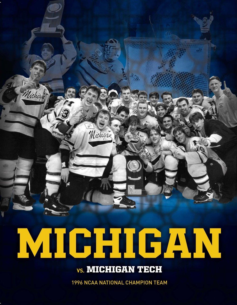 Hockey Gameday Booklet