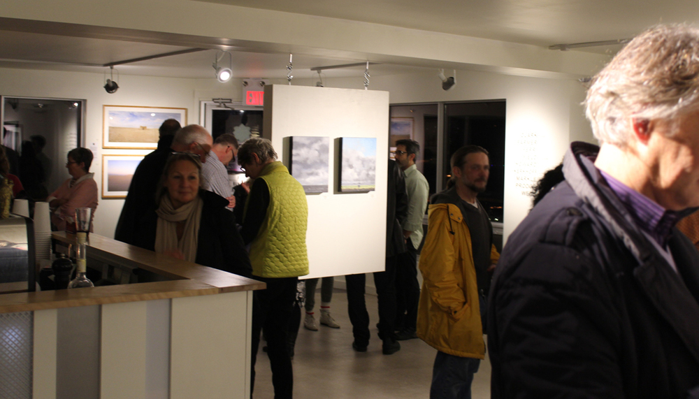 Group Show - Nov 2013 - Installation - Opening.jpg