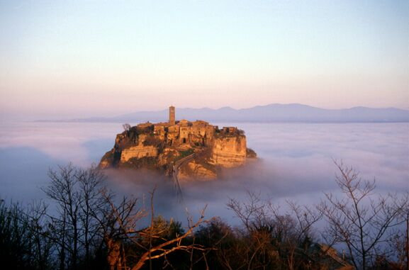 Civita di Bagnoregio - you have to see it to believe it!