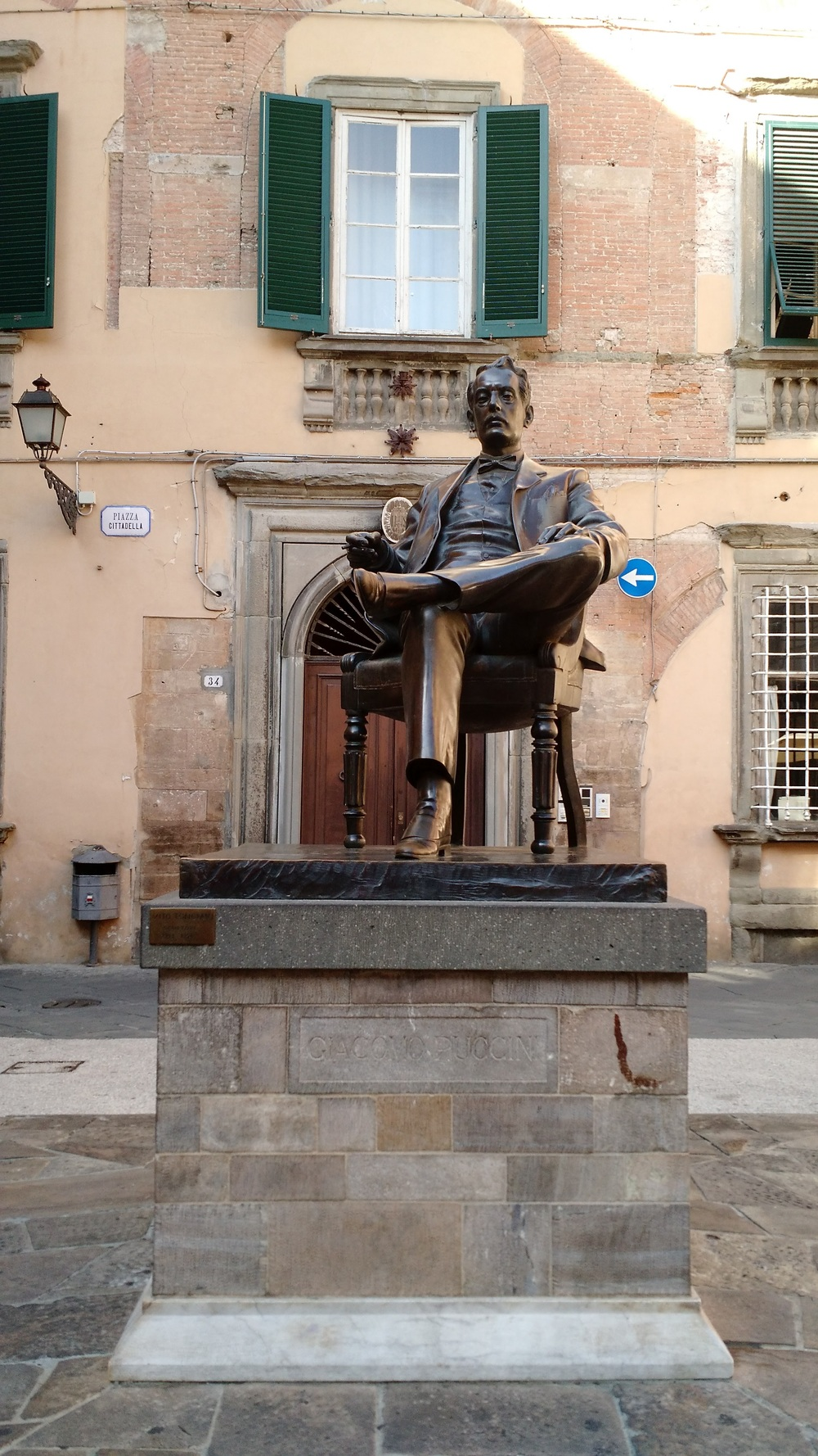 Lucca: home of Puccini