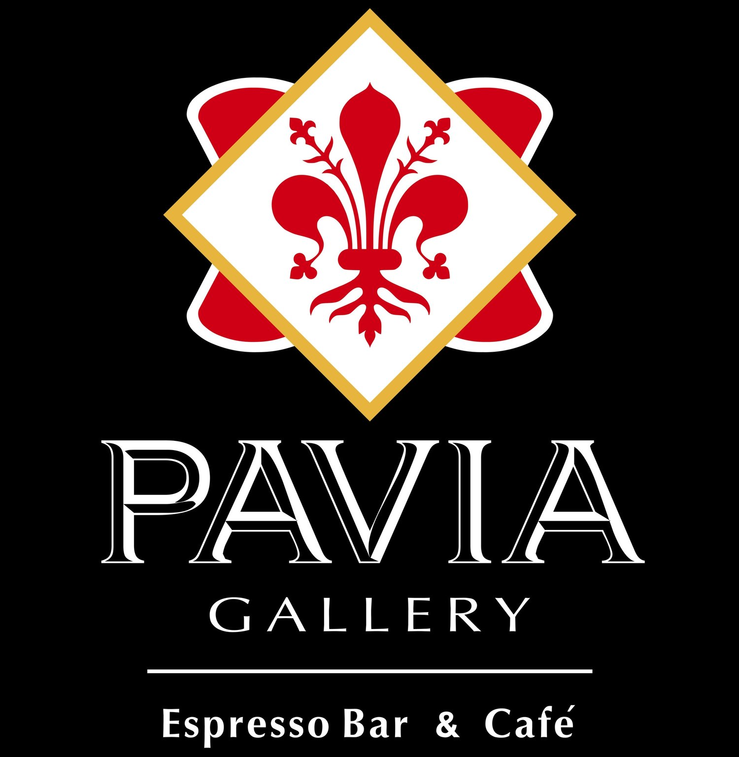 PAVIA Gallery | Fine Art, Catering, Casual Food & Imported Florentine Espresso