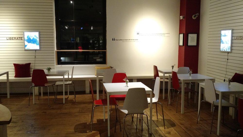 PAVIA - Art Gallery of Nova Scotia installation.
