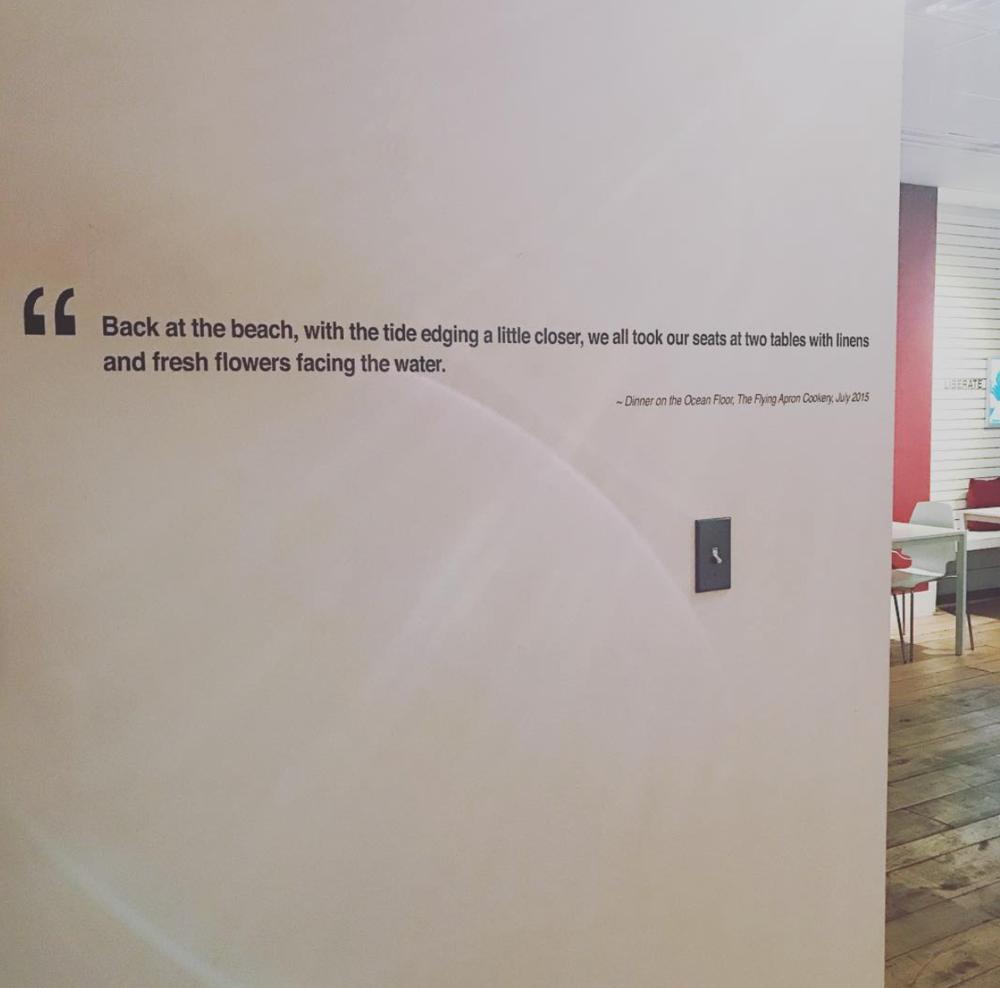 PAVIA -Art Gallery of Nova Scotia installation.