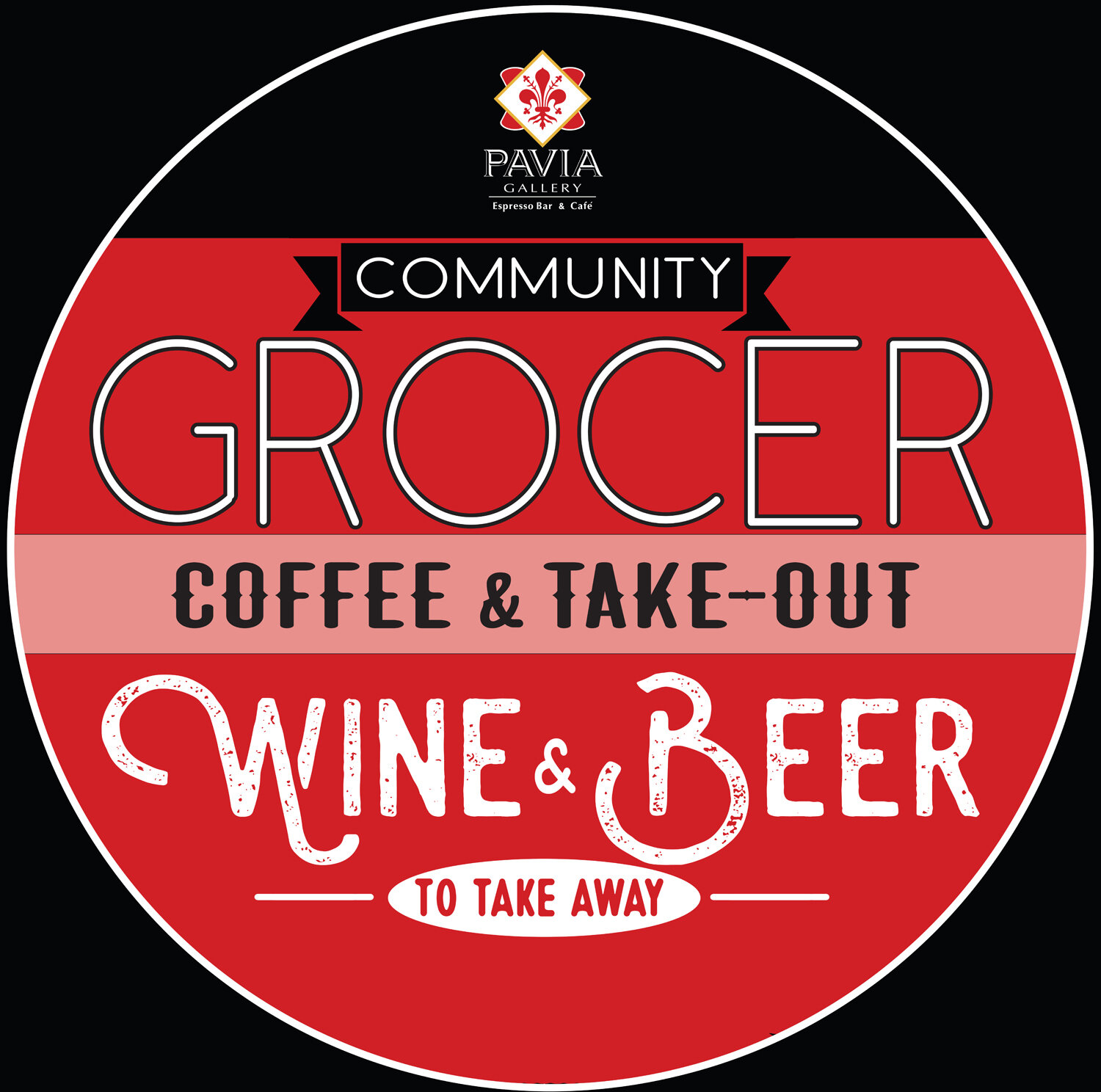 PAVIA: Community Grocer | Coffee & Take-Out | Wine & Beer