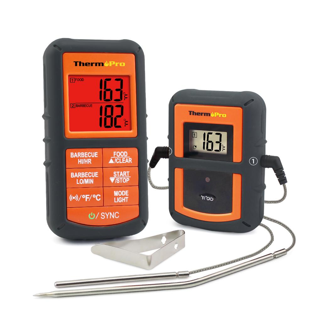 iTronics ThermoPro - TP-08 - Digital Wireless Thermometer -