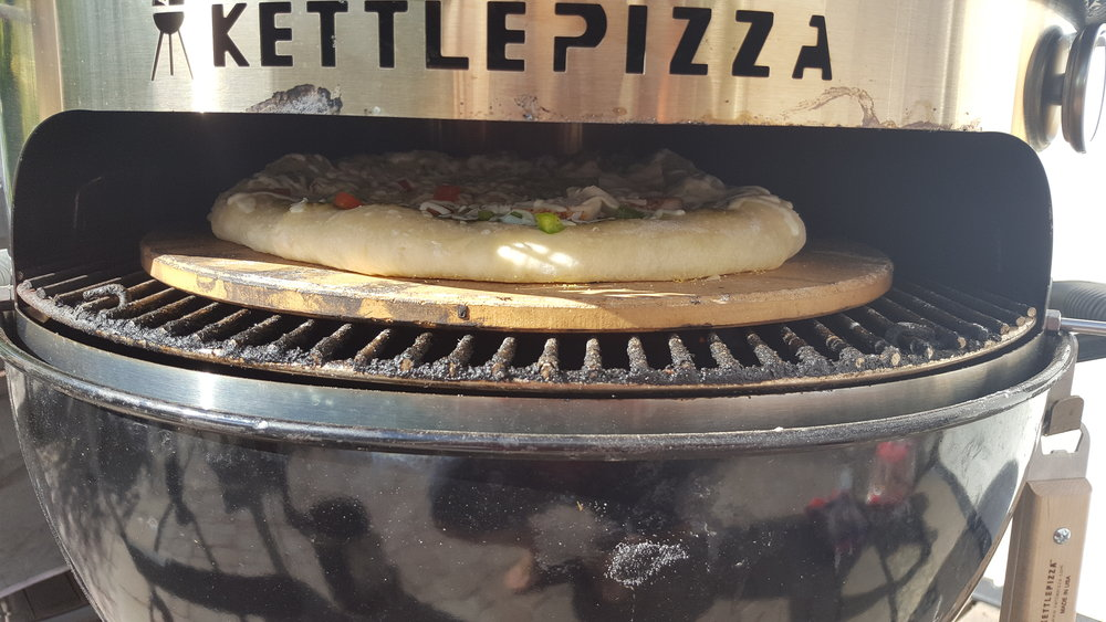 Kettle Pizza -