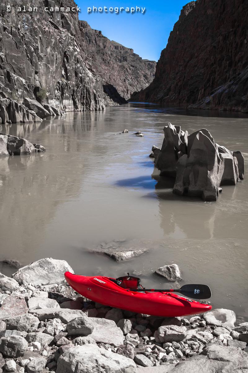 Red Kayak #4