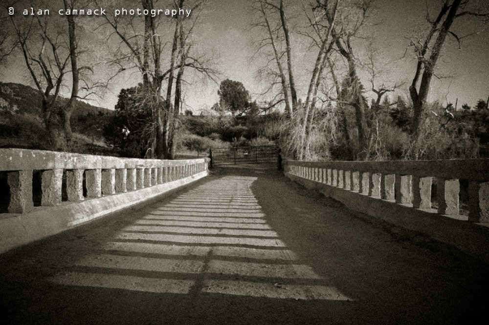 Antique Stone Bridge