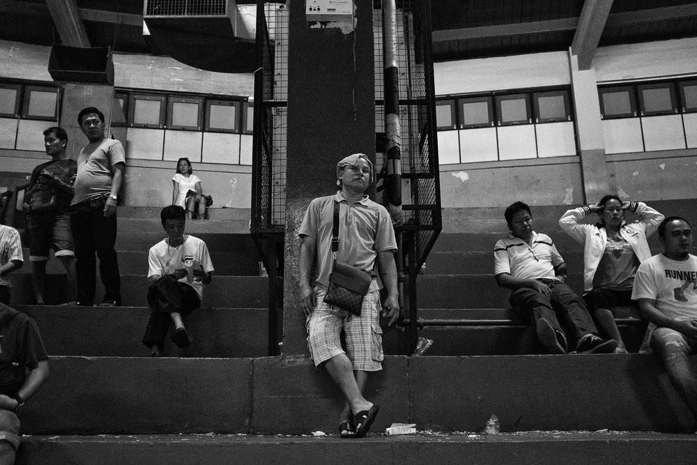 Rajadamnern Stadium, Bangkok, 2014