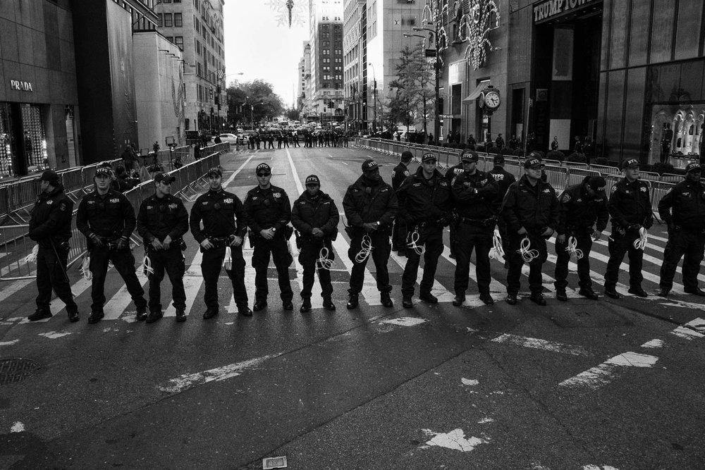 New York, 2016