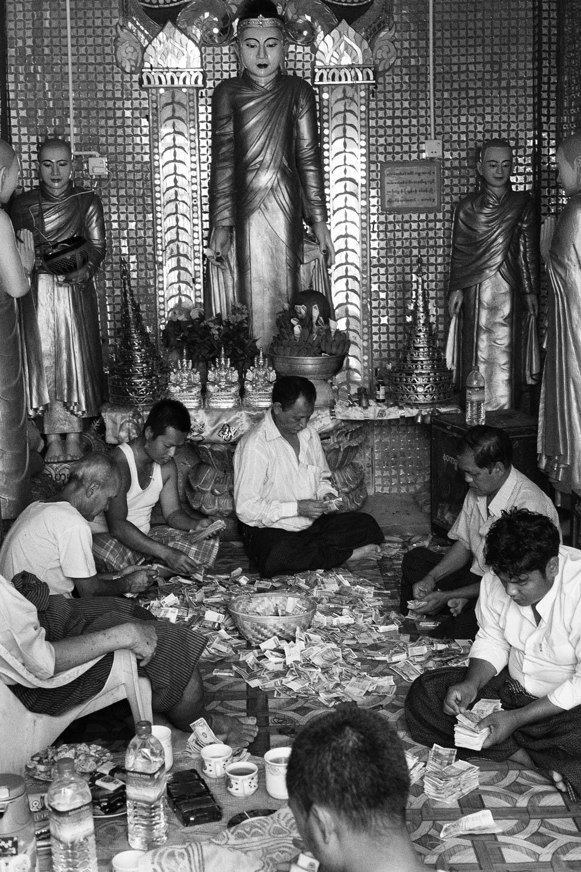 Myanmar, 2016