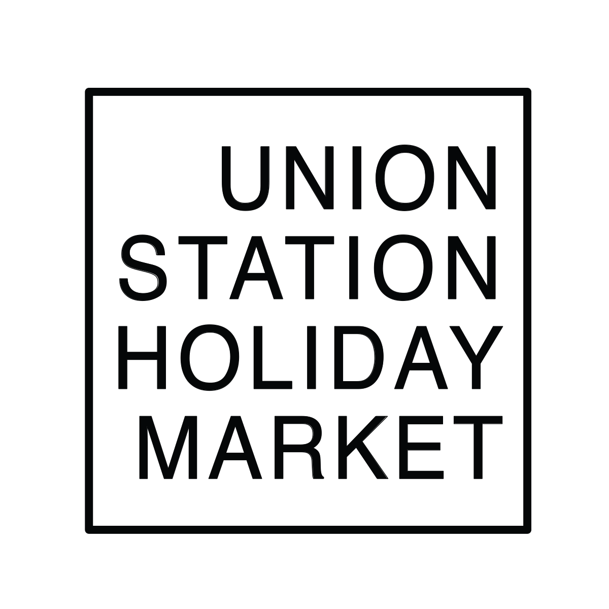 Union Station Holiday Market #USHM