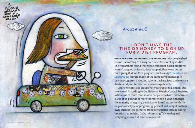 5 Bogus Reasons (pg6) ©Philippe Béha/i2iart